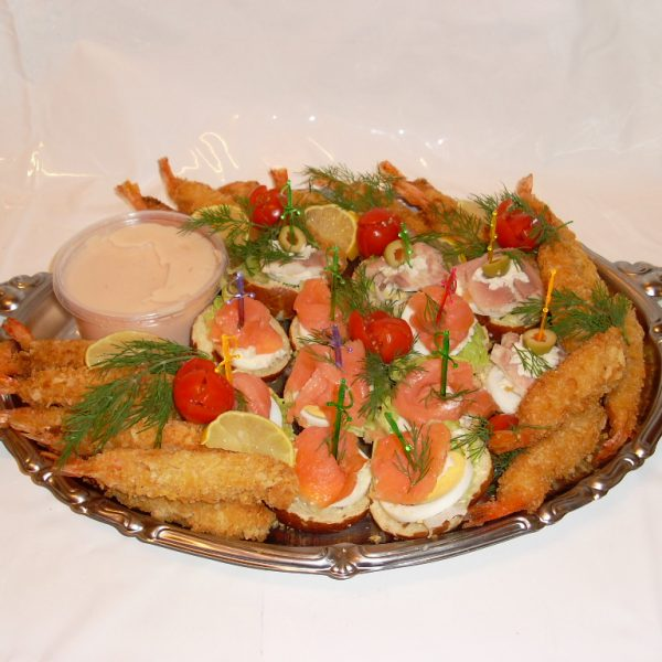 fingerfood fisch